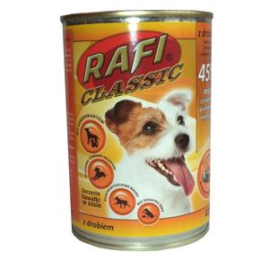 RAFI CLASSIC (PIES) DRÓB SOS 415G